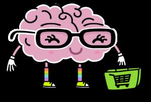 First Grade Brain - Let's go shopping!